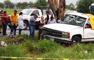 Accidentes dejan anualmente, 370 fallecidos en Aguascalientes