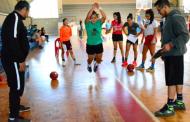 Realizan pruebas físicas a más de 170 basquetbolistas