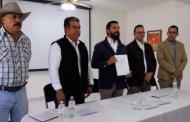 Dona Ayuntamiento de Pabellón predio a favor de la Sagarpa