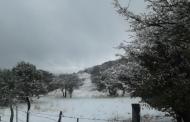 En diciembre o enero podría nevar en Aguascalientes