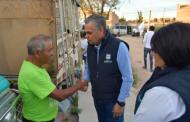Arranca obra de electrificación en  Colonia Plan Benito Juárez, Jesús María