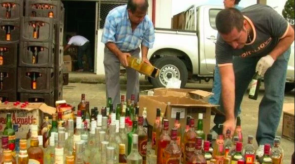 En alerta ISSEA por consumo de bebidas adulteradas