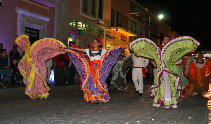 Festejan 5 años de pueblo mágico en Calvillo