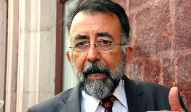 Jáuregui: Es un peligro hoy día el cargo de ombudsman