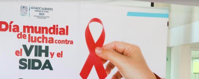Conmemora ISSEA Día Mundial de la Lucha contra el SIDA