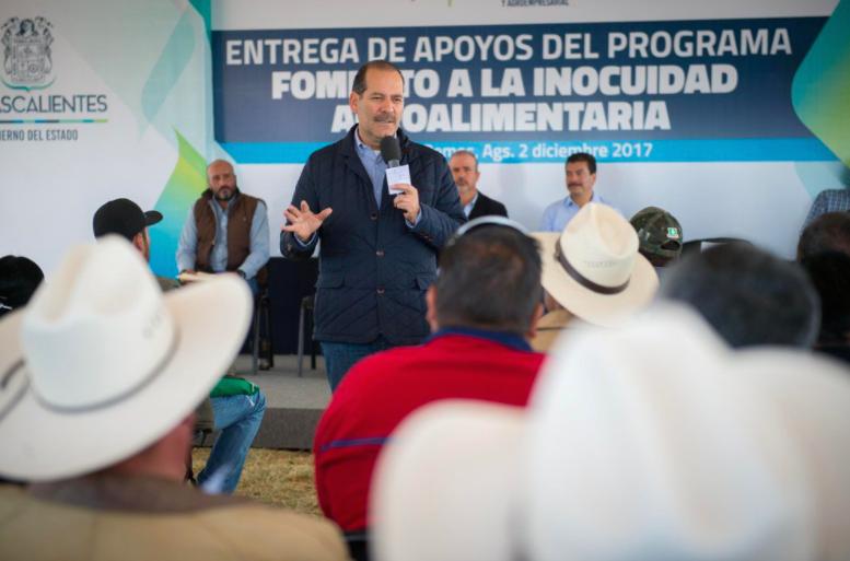Regaña Gobernador a alcaldes por Inseguridad