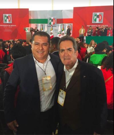 Derrochan miel Lozanos y Lorenos en el CEN del PRI