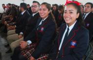 Celebran 40 aniversario de la Escuela Normal de Rincón de Romos