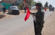 Van ejército y policía municipal a colonias conflictivas