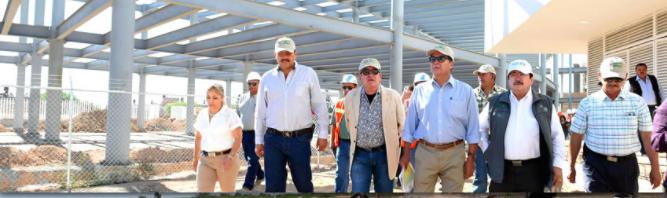 Interpone SICOM denuncia por obra del Hospital de Pabellón de Arteaga