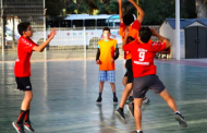 Gana la capital etapa estatal de handball