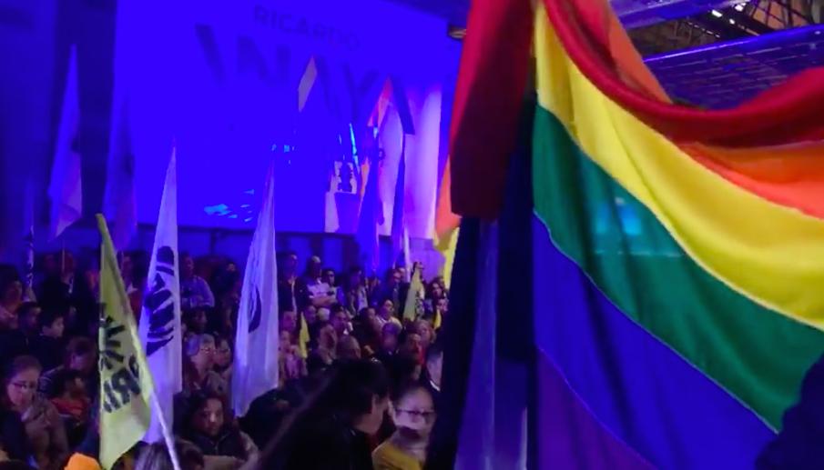 Ignora Anaya a la comunidad gay en Aguascalientes