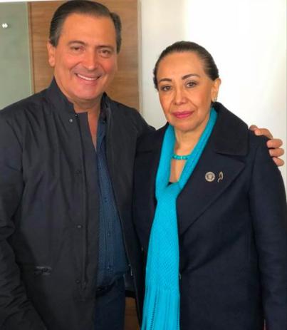 Coquetea PANAL con Luis Armando Reynoso