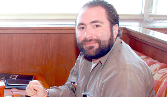 Confirma Lozano hijo, suspira por una senaduría