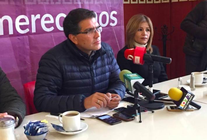 Propone Ríos Piter un solo candidato independiente para la Presidencia