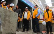 Anuncian entrega de obras en Pabellón de Arteaga