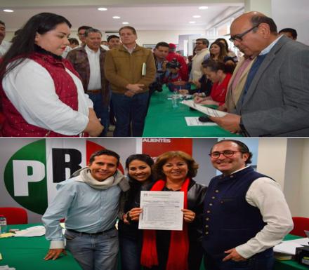 Rechazan registros de Zamarripa, Capetillo, Ramírez y Cardona
