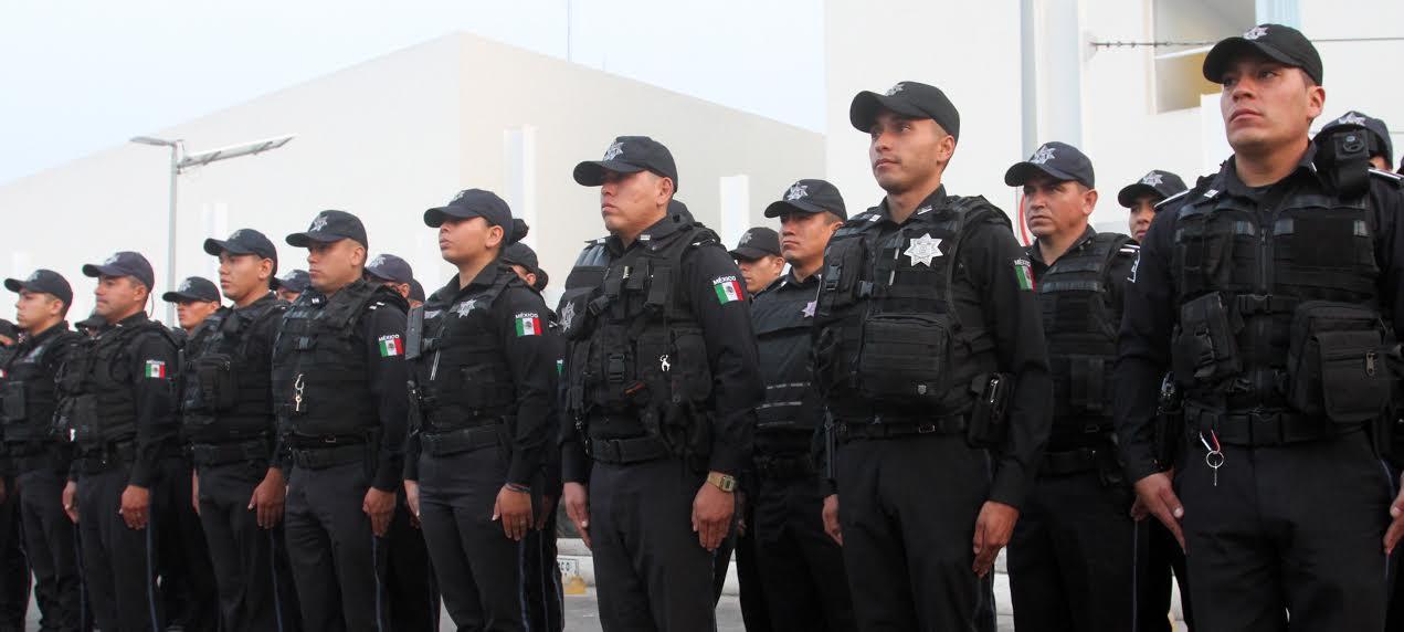 Insuficientes los policías en Aguascalientes