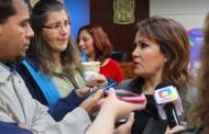 Se declara lista para una curul Miriam Tiscareño