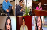 Toño, Márquez, Luevano, Montañez y González, los candidatos del PAN