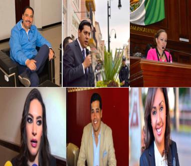 Márquez, Toño, Luevano, Montañez y González, los candidatos del PAN