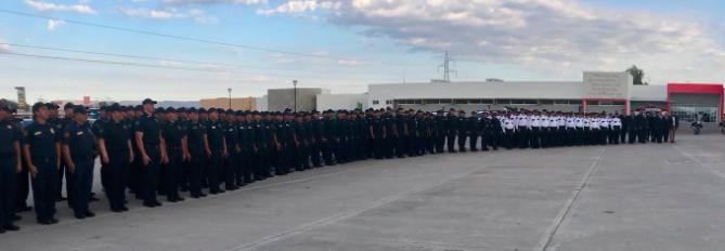 Conoce los premios y sanciones de policías en Aguascalientes