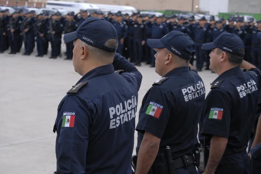 Limpia en la Policía Estatal