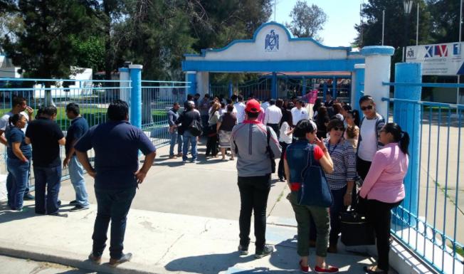 Toman alumnos instalaciones del CRENA
