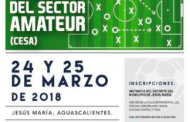 Ofrecen curso para entrenadores de futbol en Jesús María