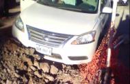 Dos pérdida total y uno sin cuantificar dejan accidentes de vehículos de diputados