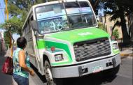 Reprueban servicio del transporte urbano en Aguascalientes