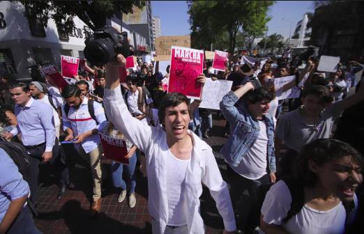 Estudiantes de la UAA protestarán por desaparición de alumnos en Guadalajara