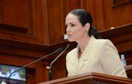 Propone diputada evaluar el desempeño legislativo