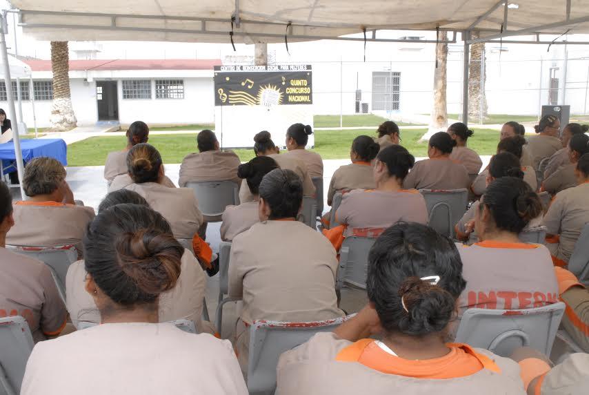 Por cada 10 hombres encarcelados en Aguascalientes hay una mujer