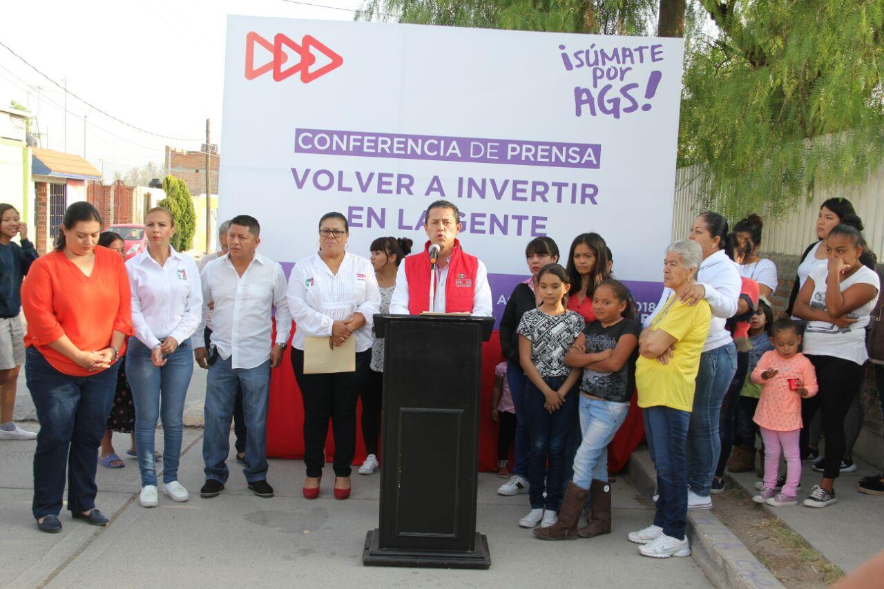 Las 7 propuestas priista  para combatir la drogadicción en Aguascalientes