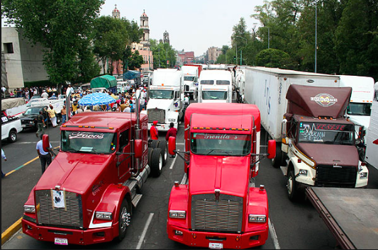 Pondrán GPS en traslados de mercancía: CANACAR