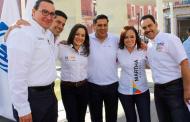 "Arrancan campaña candidatos federales de ""Por México al Frente"""
