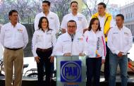 Candidatos de la Coalición Por México al Frente, escuchan y se comprometen: Martínez