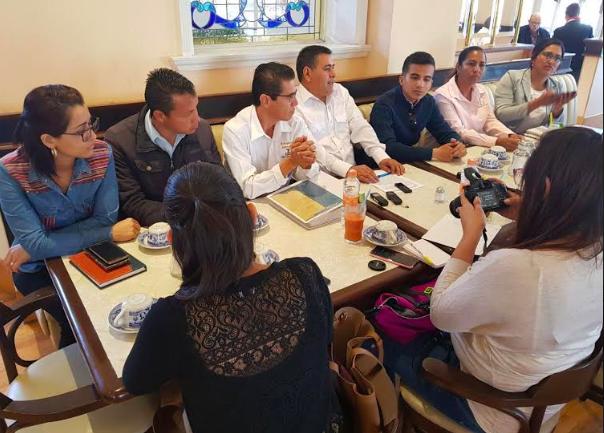 Anuncia Antorcha toma del palacio municipal de Rincón de Romos
