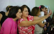 Compromete Lorena Martínez mejores pensiones para jubilados