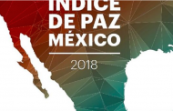 Es Aguascalientes tercer lugar de Paz Positiva en México