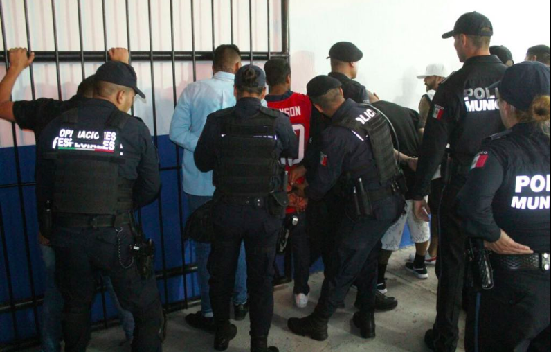 Robos y lesiones, los delitos más denunciados en Aguascalientes