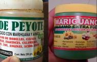 Asegura ISSEA productos elaborados con Peyote y Marihuana