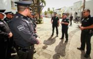 Denuncian agresiones contra policías en la Feria de San Marcos