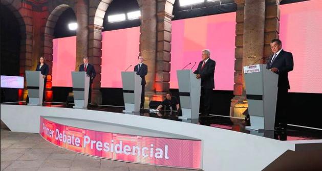 Debates 2018