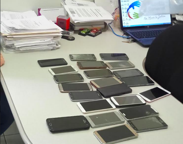 Vinculan a proceso a banda dedicada al robo de celulares en la Feria