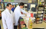 Aseguran en la Feria cigarrillos, peyote, mariguana, y alimentos en mal estado