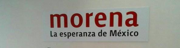 Ratifican tres candidaturas de Morena