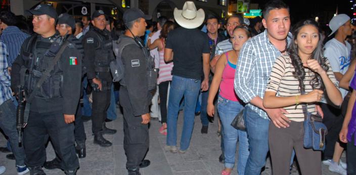 Crecen detenciones de mujeres y menores en la Feria de San Marcos
