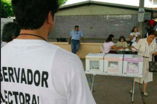 Aguascalientes en el top 8 de observadores electorales